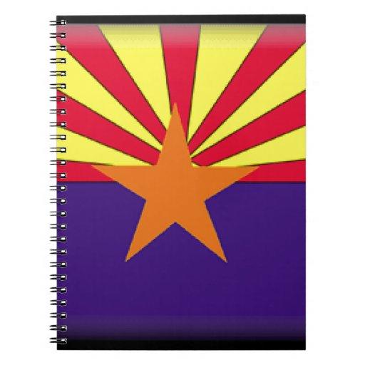 Arizona Spiral Note Book