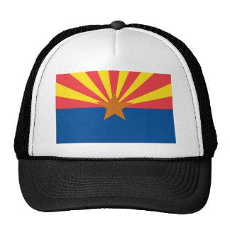 Arizona  Official State Flag Cap