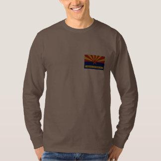 Arizona Old Timers Flag Long-Sleeve Tee