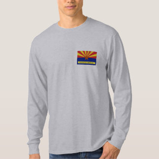 Arizona Old Timers Flag Long-Sleeve Tee