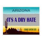 arizona... postcard