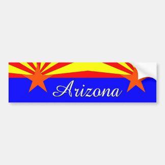 Arizona Pride! Car Bumper Sticker