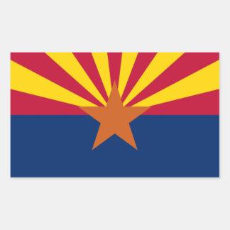 Arizona Rectangular Sticker