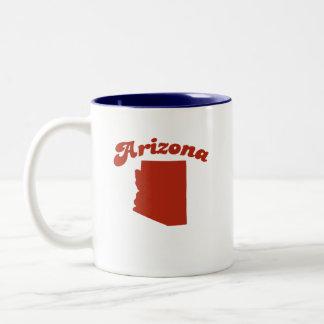 ARIZONA Red State Mug