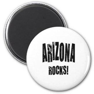 Arizona Rocks Fridge Magnet