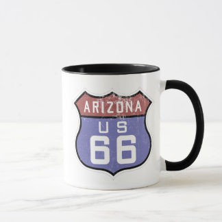 Arizona Route 66 Coffee Mug