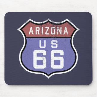 Arizona Route 66 Mouse Pad