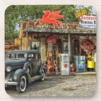 Arizona Route 66 rustic retro store Coaster