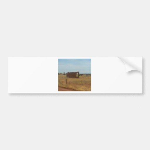 Arizona Rubble Ranch #2 Bumper Sticker
