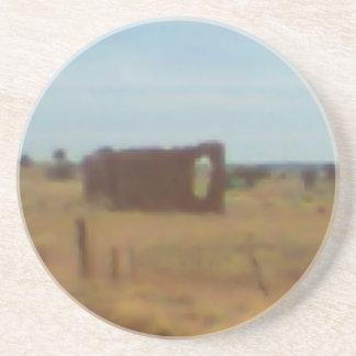 Arizona Rubble Ranch #2 Drink Coasters