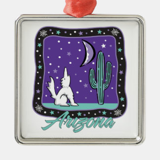 Arizona Silver Pendant Ornament