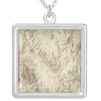 Arizona Silver Plated Necklace