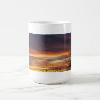 Arizona Sky Basic White Mug