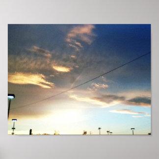 Arizona Sky Poster