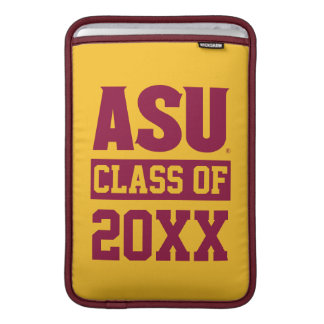 Arizona State Alumni Class Of Sleeve For MacBook Air