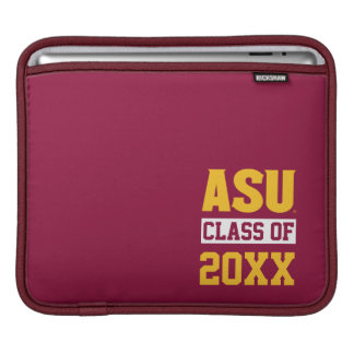 Arizona State Alumni Class Of Sleeves For iPads