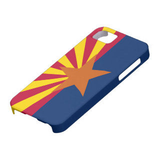 Arizona state flag barely there iPhone 5 case