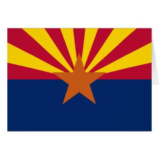 Arizona State Flag Cards