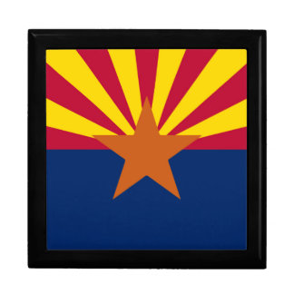 Arizona State Flag Gift Box