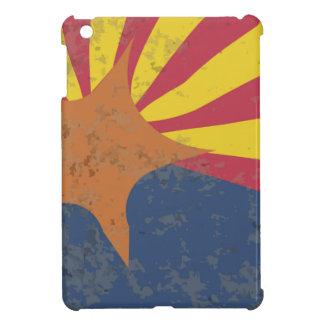 Arizona State Flag Grunge iPad Mini Case