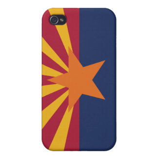 Arizona State Flag iPhone 4 Covers