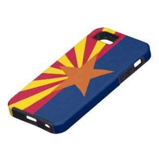 Arizona state flag iPhone 5 case