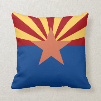 Arizona State Flag Pillow