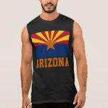 Arizona State Flag Sleeveless Tees