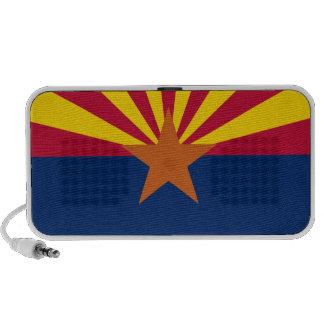 Arizona State Flag Laptop Speakers