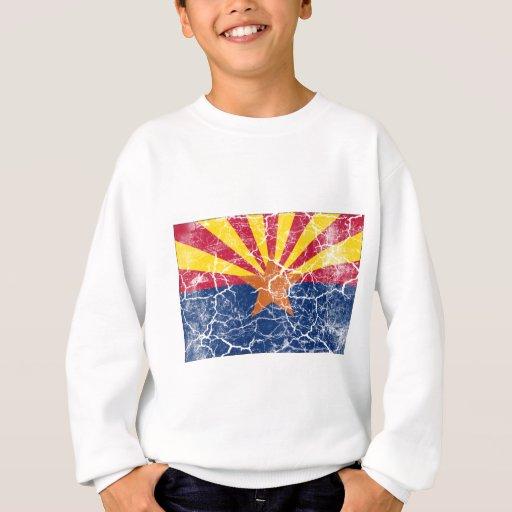 Arizona State Flag Vintage T Shirts