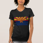 Arizona State Flag Vintage Tshirts