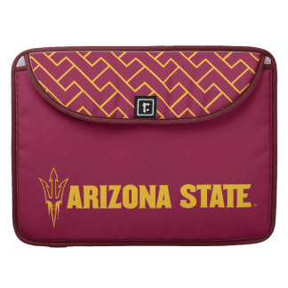 Arizona State Fork | Fret Pattern Sleeve For MacBook Pro