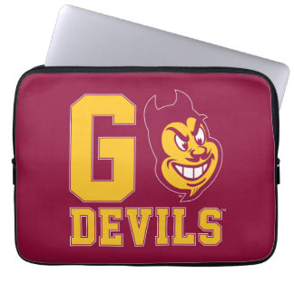 Arizona State Go Devils Laptop Sleeve