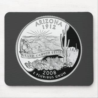 Arizona State Quarter Mouse Pad