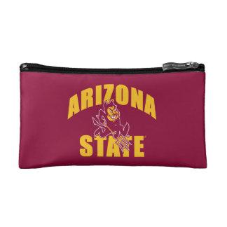 Arizona State Sun Devil Cosmetic Bags