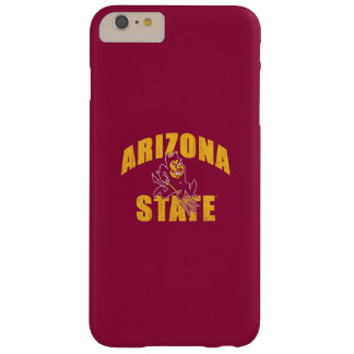 Arizona State Sun Devil | Distressed Barely There iPhone 6 Plus Case