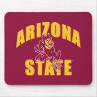 Arizona State Sun Devil Mouse Mat