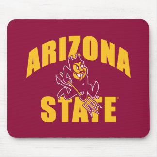 Arizona State Sun Devil Mouse Mat