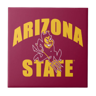 Arizona State Sun Devil Tile