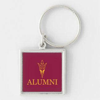 Arizona State University Alumni Key Ring