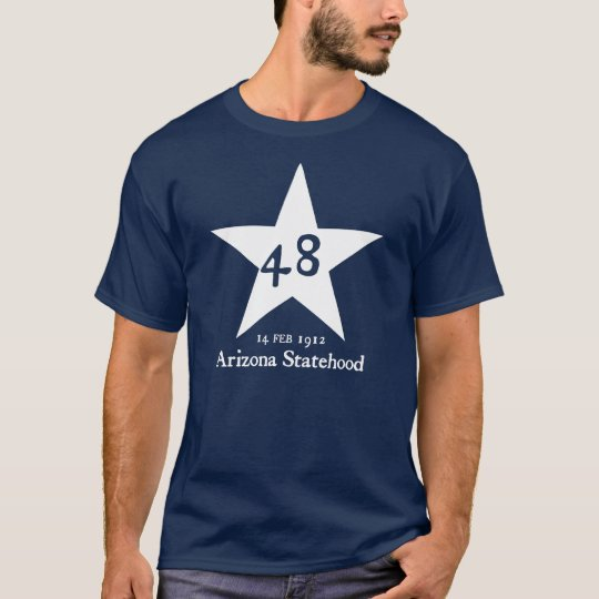 Arizona Statehood T-Shirt