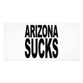 Arizona Sucks Picture Card