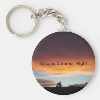 Arizona Summer Night Key Chain