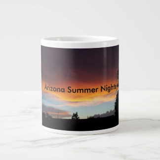 Arizona Summer Nights Large Coffee Mug