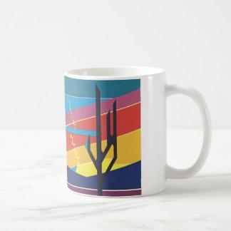 Arizona Sunrise Basic White Mug
