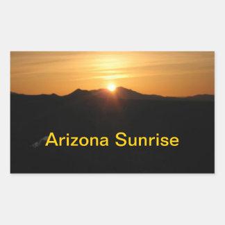 Arizona Sunrrise sticker