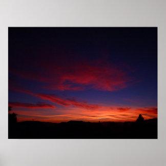 Arizona Sunset 21 Poster
