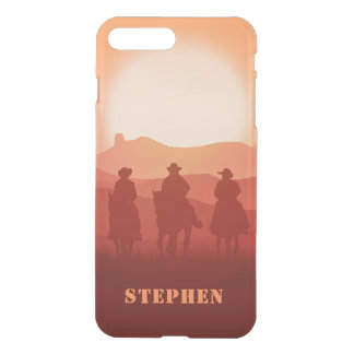 Arizona Sunset custom name phone cases