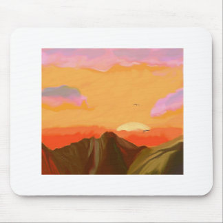 Arizona Sunset mousepad