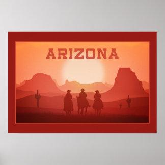 Arizona Sunset poster 1